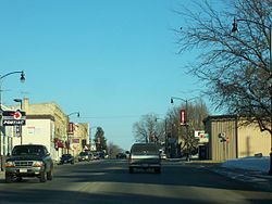 Downtown Fox Lake