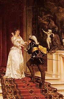 Frédéric Soulacroix - The Cavalier's Kiss.jpg