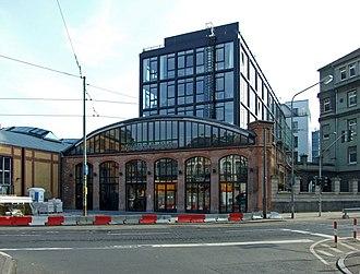 Frankfurter Rundschau - The new Rundschau-House