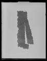 Fragment sorgkappa - Livrustkammaren - 19308.tif