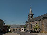 Framont, l' église Saint-Joseph in straatzicht foto4 2014-06-12 12.44.jpg