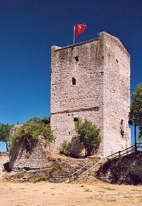 France Lozere Chanac Donjon.jpg