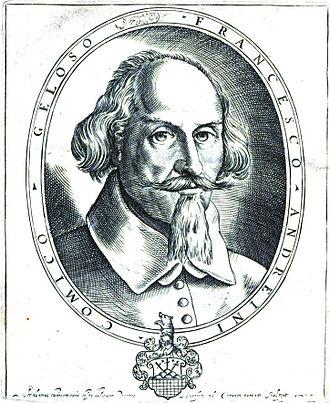 Francesco Andreini - Francesco Andreini, c. 1612