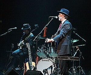 Francesco De Gregori - De Gregori in concert, March 2008