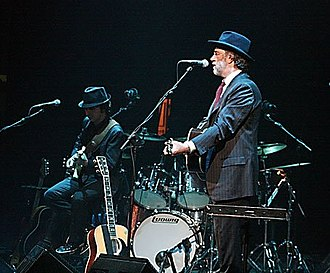 Francesco De Gregori - De Gregori in concert, March 2008