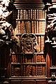 Francesco pianta il giovane, dossali e telamoni dela salone maggiore della scuola grande di san rocco, 1657-76, 07 libreia.jpg
