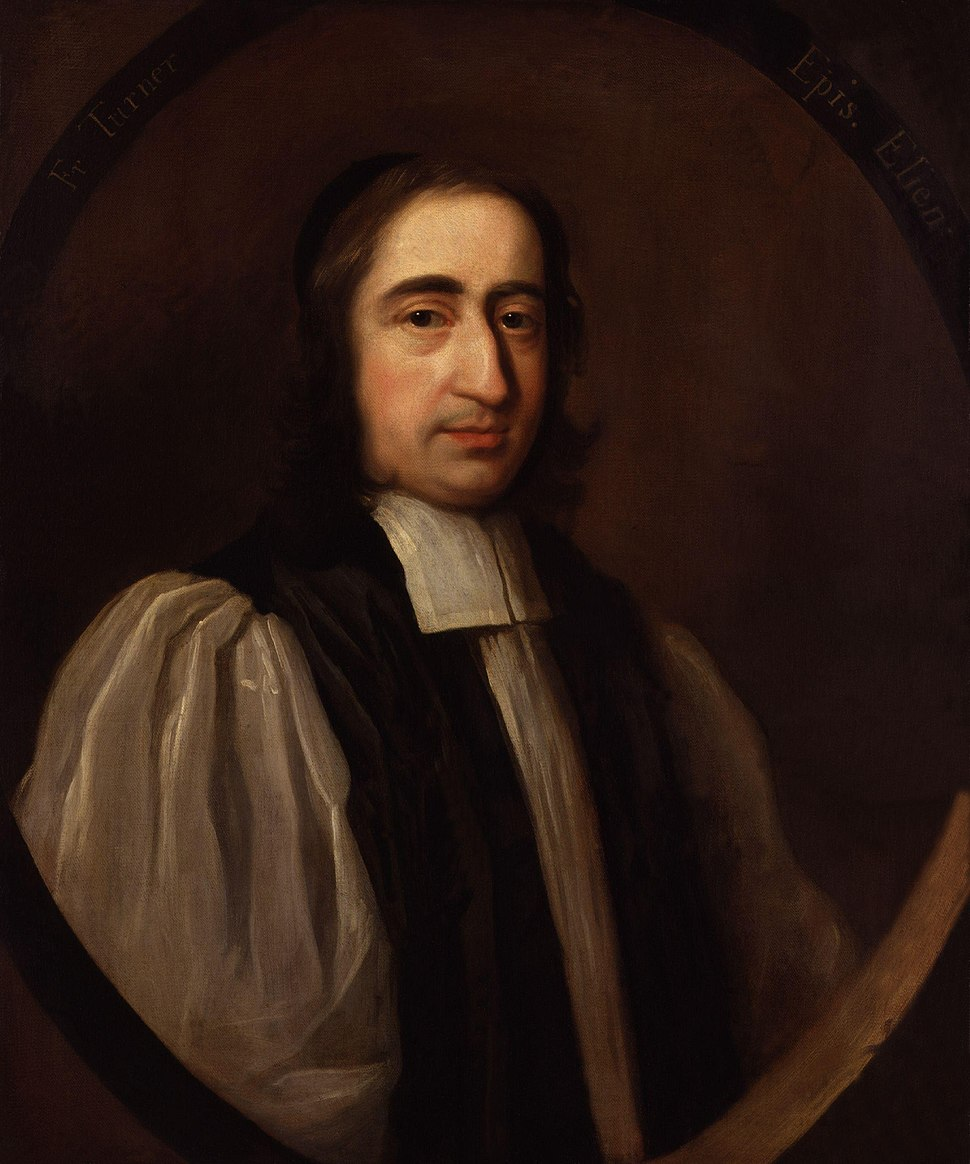 Francis Turner by Mary Beale