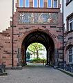 Frankfurt Neues Rathaus Südbau Hof Durchgang zur Limpurgergasse.jpg