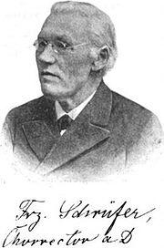 Franz Schruefer