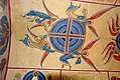 Frescos in St. Georges church in Qax, Azerbaijan 01.jpg