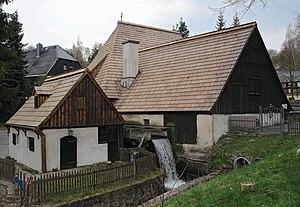 Hammer mill - Exterior of the Frohnauer Hammer