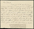 From Anne Warren Weston to Deborah Weston; 1835? p1.jpg