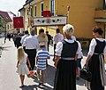 Fronleichnamsprozession Althofen in Kärnten, Österreich.jpg