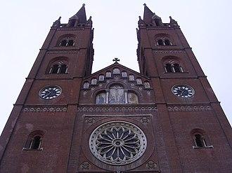 Đakovo - Đakovo Cathedral