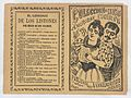 Front and back covers printed on the same sheet for a collection of love letters (number 11) MET DP869124.jpg