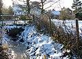 Frozen ditch - geograph.org.uk - 1630555.jpg