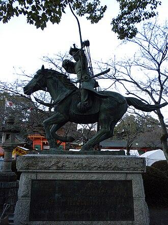 Fujisan Hongū Sengen Taisha - Yabusame