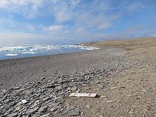 island in Qikiqtaaluk Region, Nunavut, Canada