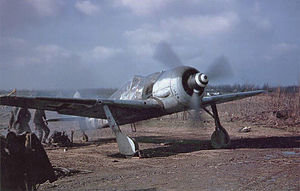 Focke-Wulf Fw 190 operational history - An Fw 190 A-8/R2 in American hands
