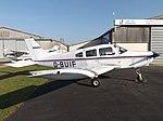 G-BUIF Piper Cherokee Warrior 28 (Redhill Air Services Ltd) (32260713597).jpg