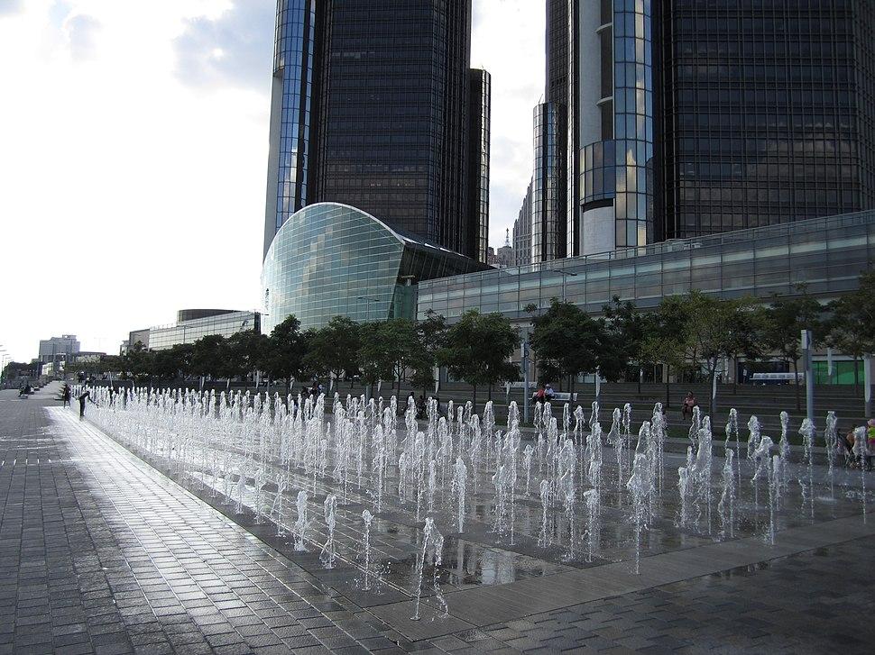 GM Plaza and Promenade