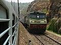 GOC WDP3A with TVC-NZM Raj at Ukshi - Flickr - Dr. Santulan Mahanta.jpg