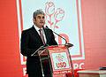 Gabriel Oprea la semnarea protocolului de infiintare a Uniunii Social Democrate - 10.02.2014 (12436679274).jpg