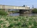 Gainsborough - railway crossing of River Trent (geograph 1811738).jpg