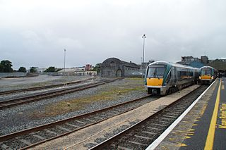 Galway railway station
