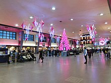 Central Station Is A Major Inter City And Commuter Rail Hub For The