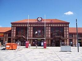 Gare de Saint-Étienne-Châteaucreux
