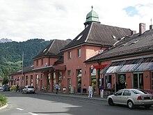 Garmisch Zentrum Parken