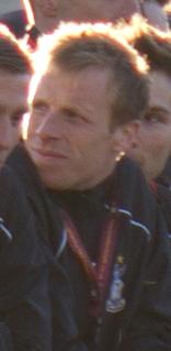 Ricky Ravenhill English footballer