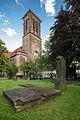 Gartenkirche church Gartenfriedhof cemetery Marienstrasse Hanover Germany.jpg