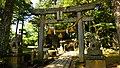 Gate of Kinpou Shrine, Nikaho.jpg