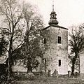 Gdow Church Tower ca 1865.jpg