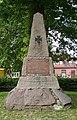 Gedenkstein für im Schleswig-Holsteiner Krieg 1850 gefallener Soldaten in Friedrichstadt.jpg