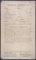 General Affidavit of Harriet Tubman Relating to Her Claim for a Pension, p. 2 of 2 - NARA - 306573.tif