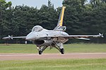 General Dynamics F-16AM 'FA-123' (34746059533).jpg
