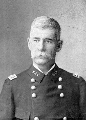 Lawton, Oklahoma -  Major-General Henry Ware Lawton