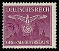 Generalgouvernement 1943 D32 Dienstmarke.jpg