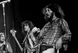 Medieval folk rock - Gentle Giant in 1974