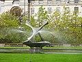 Geometrical fountain - geograph.org.uk - 92126.jpg