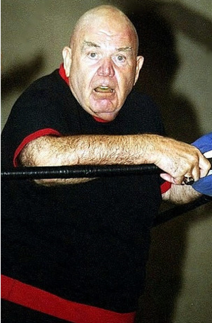 George Steele - Image: George Steele Wrestler 2009