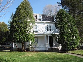 George Brine House - George Brine House