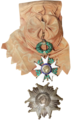 George Marshall's Legion of Honour.png