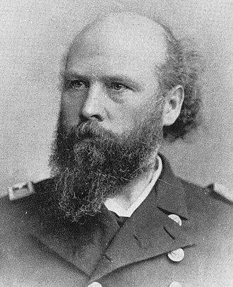 George W. Melville - Image: George W. Melville;h 60095