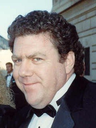 George Wendt - Wendt at the 41st Emmy Awards, September 17, 1989