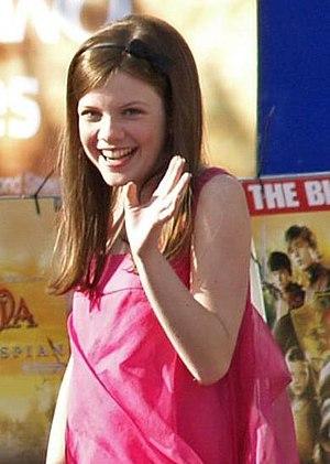 Georgie Henley - Henley in 2008