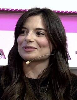 Georgina Leonidas English actress